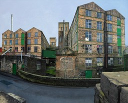 New Mills, Marsden. SOLD